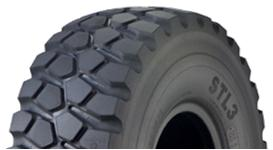 Titan STL3 (E-3/L-3) Dual Purpose Tire